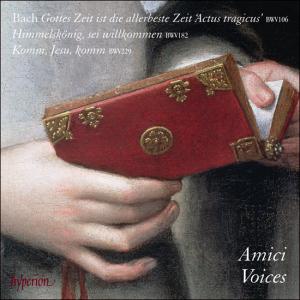 Bach Cantatas Nos 106 & 182 – NEW!