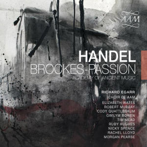 G. F. Handel: Brockes Passion - NEW!