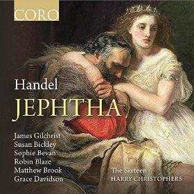 G. F. Handel: Jephtha