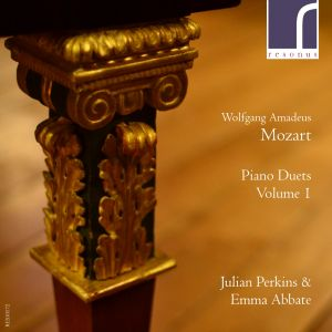 W. A. Mozart: Keyboard duets, volume 1